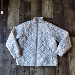 adidas Originals Women's Quilted Bomber Jacket